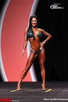 2013 Bikini Olympia Champ, Ashley Kaltwasser!