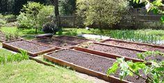 Preparing beds for Spring