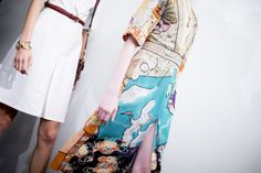 First Looks at the Gucci Women's Spring/Summer 2015 Runway Show