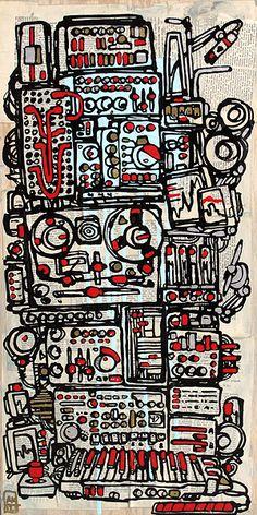 Analog Stack   #Kraten #analog #synth