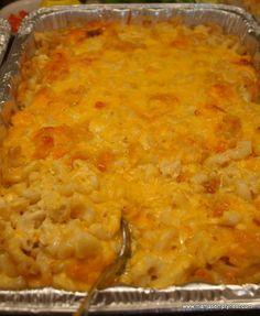 sweeties pie's mac and cheese