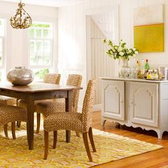 Get the Look: Farmhouse Dining Room