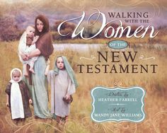 study guides for women in the New Testament