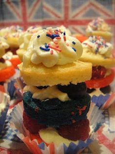 occasion baker, jubile mini, mini cakes
