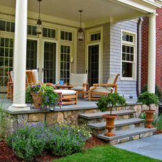 Covered Patio Design, Pictures, Remodel, Decor and Ideas - page 9