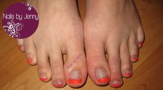 Glitter Toes    Nails by Jenny in St. George, Utah
