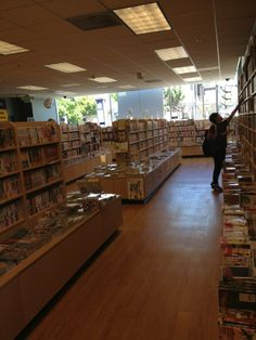 Another great book store to check out while you're in town.