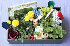 gift baskets, mothers day, gift ideas, little gardens, easter crafts, easter gift, garden gifts, kid, easter basket