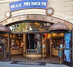 Fishermen's Wharf Wax Museum - San Francisco