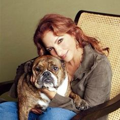 Gloria Estefan and Noelle