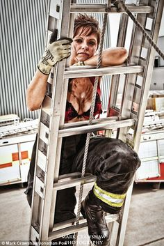 women firefighters calendar - Google Search