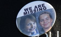 Creative Impact  3511 Lafayette Road    Evansdale, IA 50707  (319) 287-7748  is offering these pins to help in the search for these missing girls