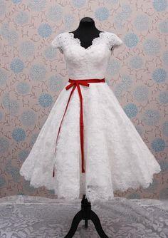 Lace dress 1960