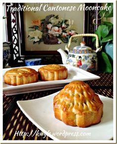 Back To Basics–Baked Traditional Mooncake (传统粤式月饼) | GUAI SHU SHU#guaishushu #kenneth_goh#mung_bean_fritters#traditional_mooncake#传统粤式月饼#mooncake#moon_cake