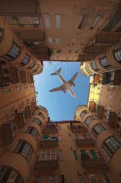 Passing...Paper Planes
