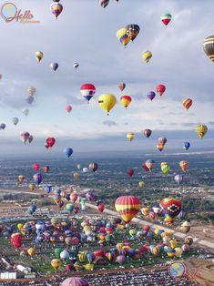 *Albuquerque balloon fest