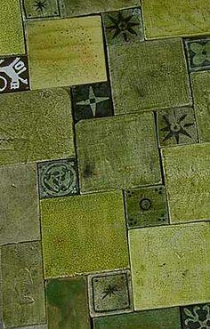 Pataki Tiles - handmade tile -