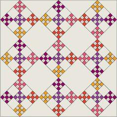 Double Nine-Patch Qu