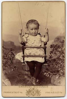 old cabinet card