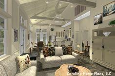 Small yet spacious open floor plan (SG-947-AMS)