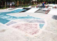 大神庙里玩滑板,NIKE SB 携墨西哥城政府打造滑板公园正式启用 | 理想生活实验室