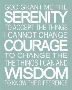 My mantra
