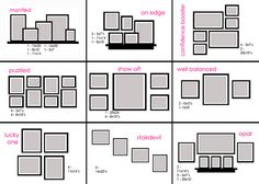 Guide to hanging photos (1)