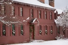 Randolph House/ Colonial Williamsburg Va