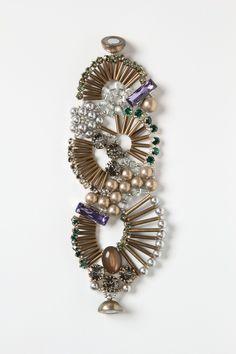 Fanned Beads Bracelet - Anthropologie.com