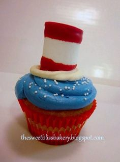 The Sweet Bliss Bakery: Happy Birthday, Dr. Seuss! a Tutorial