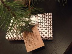 Christmas gift wrapping by Nina Therese Oppedal, Norway.