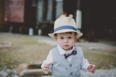 adooooorable ringbearer // photo by Chellise Michael