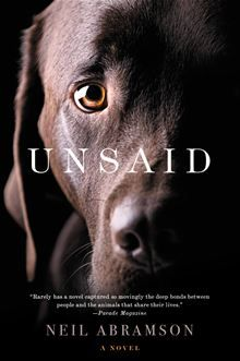 """Powerful story of a wife's death, a husband's mourning, & the effect on their animals. Like a pebble in the water, the ripple effect leads to a powerful courtroom battle over the morality of how animals are treated."""