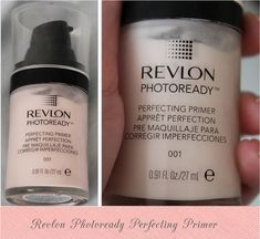 Pinner said: Revlon Primer - LOVE IT I use this everyday and I swear I get more compliments that I'm beautiful when I am wearing this. It just makes makeup look fresh and flawless and feels great too!!