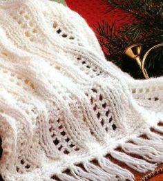 Knit Shawl