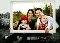 frame, famili photo