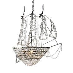 Mary Hannon's Pick: boat chandelier - posh living