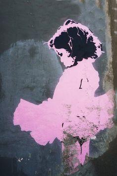 Beli Dance ~ Street art in Los Angeles