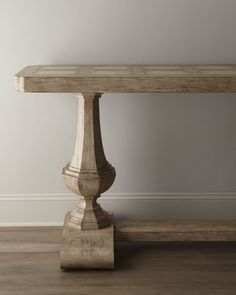 """""""Sydney"""" Console by Ambella at Horchow."""