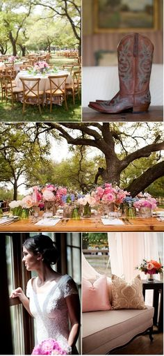 I adore these tables and flowers!!!