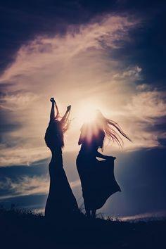 Sunshine, girl.