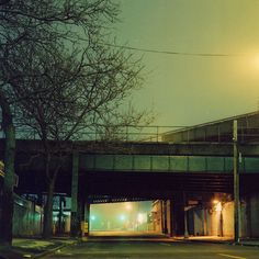 Photographer Captures Dreamlike Cityscapes in the Quiet Streets of Brooklyn - Feature Shoot