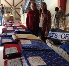 "Quilts of Valor: A ""Quilt of Valor"" Home Coming celebration american quilt, quilt idea, valorpatriot quilt"