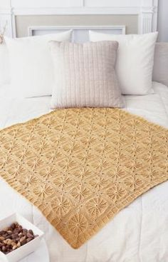 free pattern for a really beautiful blanket