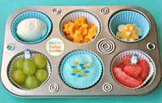 tons of toddler lunch ideas - BentOnBetterLunches