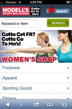 Modell's equips store associates with mobile POS devices