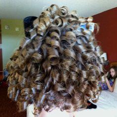 cheer hair SEMS COMP