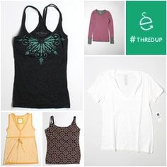 I just got 5 items on thredUP and saved 73%!  I've been really pleased with the new ThredUp thus far; and was really happy to find some great brands ~gls