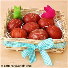 Polish Easter Traditions - Pisanki