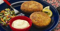 Southern Cooking Recipes - Carolina Crab Cakes | House Autry Mills